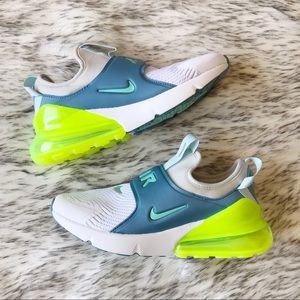 Nike Air Max 270 Extreme Cerulean Tropical Twist